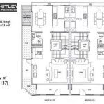 Whitley Residences Floor Plan