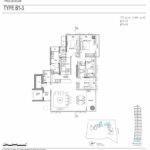 Gramercy Park floor plan