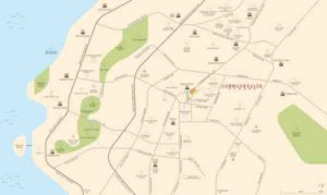 Commonwealth Towers Location