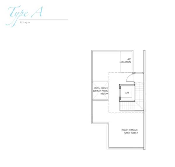 Infinium Floor Plan