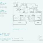 Hundred Palms Residences Floor Plan