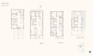 Alias Villas Floor Plan