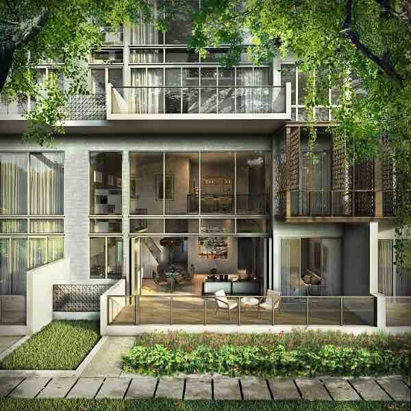 Higher Sales For Luxury Singapore Condo Units
