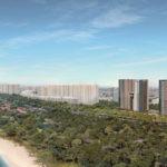 Seaside Residences moved 392 units