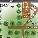 Dyson Ritz Location