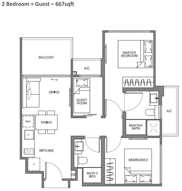 The Navian Floor Plan