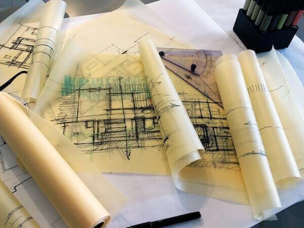Tessensohn Residence Floor Plan
