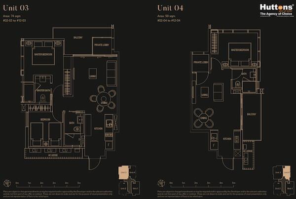 8 Hullet Floor Plan