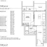 Kent Ridge Hill Residences Floor Plan