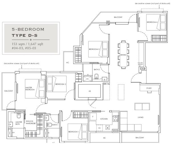 The Ramford Floor Plan